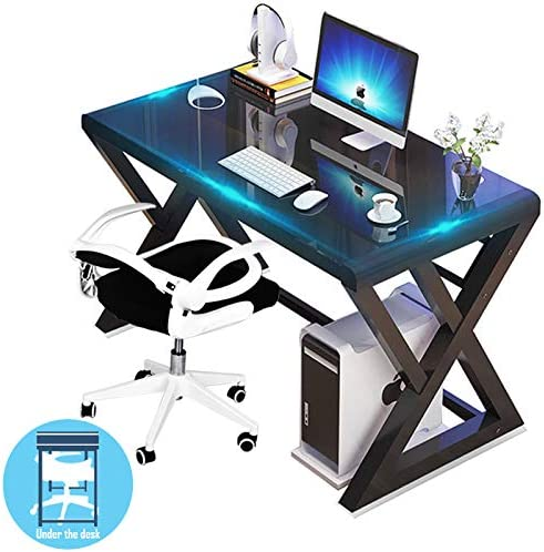 URRED Computer Desk and Chair Set