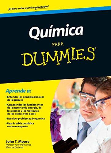 Química para Dummies (Spanish Edition)