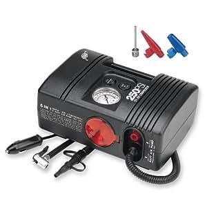 AAA 250 PSI 12 Volt 6 In 1 Air Compressor