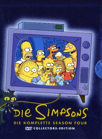 Die Simpsons - Season 04 [Alemania] [DVD]: Amazon.es: Cine y Series TV