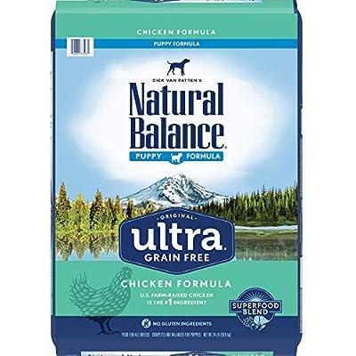 Natural Balance Original Ultra Grain Free Chicken Puppy Formula Dry Dog Food