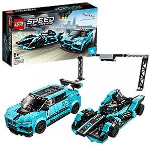 LEGO Speed Champions Formula E...