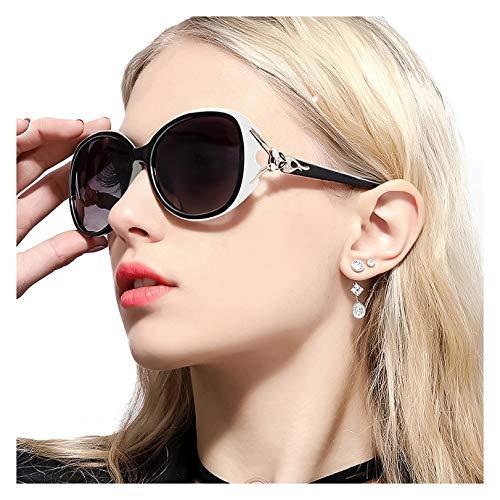 - FIMILU Classic Oversized Sunglasses for Women, HD Polarized Lenses 100% UV400 Protection Fashion Retro Eyewear