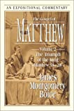 The Gospel of Matthew, James Montgomery Boice, 0801012023