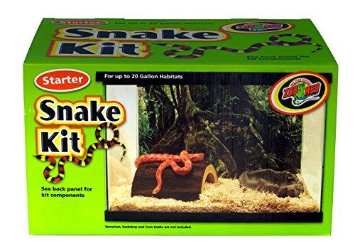 Reptile Starter Kit (Zoo Med Starter Kit for Snakes)