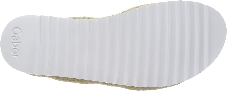 Gabor Gabor Jollys dames instappers Wit wit zonder parels 41