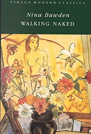 book cover of Walking Naked