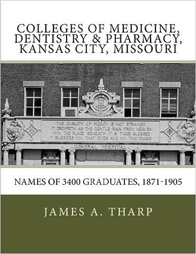 Kansas City Colleges >> Colleges Of Medicine Dentistry Pharmacy Kansas City Missouri