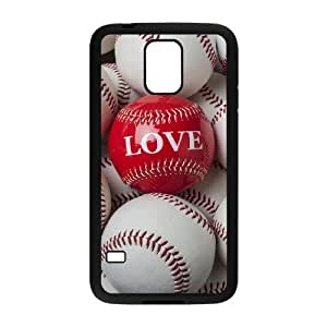 baseball Brand New Cover Case with Hard Shell Protection for SamSung Galaxy S5 I9600 Case lxa#242738