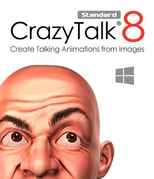CrazyTalk 8 Standard (PC) [Download]