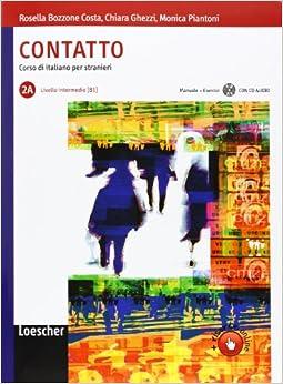 Descargar PDF Gratis Contatto. Vol. 2a. Con Cd Audio