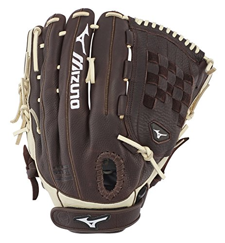 "Mizuno GFN1300F3 Frachise Series Fastpitch Softball Gloves, 13"", Right Hand Throw"