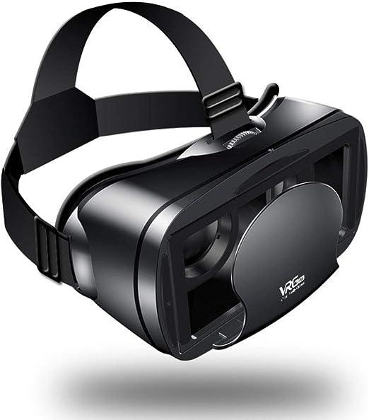Bolange Gafas de Auriculares VR con Gafas de Realidad Virtual ...