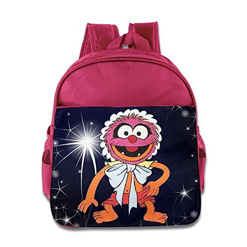 love-muppets-most-wanted-jumbo-animal-cartoon-kids-school-pink-backpack-bag
