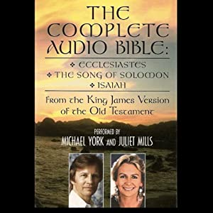 The Complete Audio Bible Audiobook