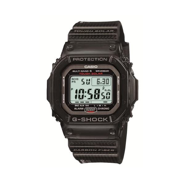 5139Wv8vxHL. SS600  - Casio GW-S5600-1JF G-SHOCK Tough Solar Watch