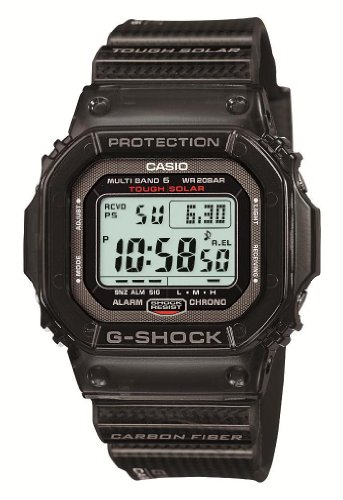 Casio GW-S5600-1JF G-SHOCK Tough Solar Watch - G-shock Tough Solar Watch