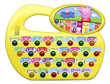 Inspiration Works Peppa Pig Fun Phonics: Amazon co uk: Toys & Games