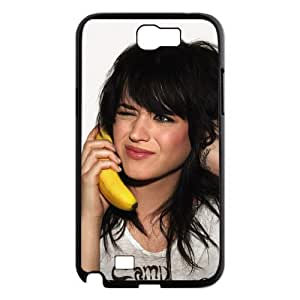 I-Cu-Le Diy Phone Case Katy Perry Pattern Hard Case For Samsung Galaxy Note 2 N7100