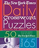 Daily Crossword Puzzles, New York Times Staff, 0312320345