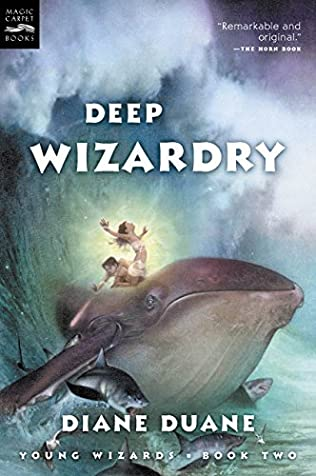 book cover of Deep Wizardry