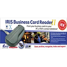 IRIS Business Card Reader II (Macintosh Edition)