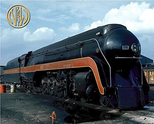 A-Trains Norfolk & Western J Class #611 8