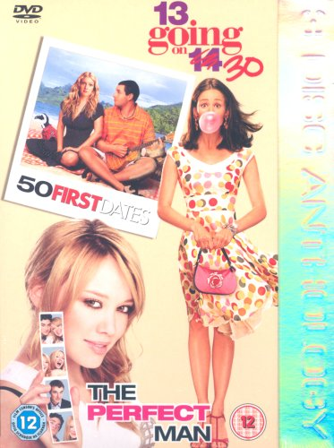 13 Going on 30/50 First Dates/the Perfect Man [Import anglais]