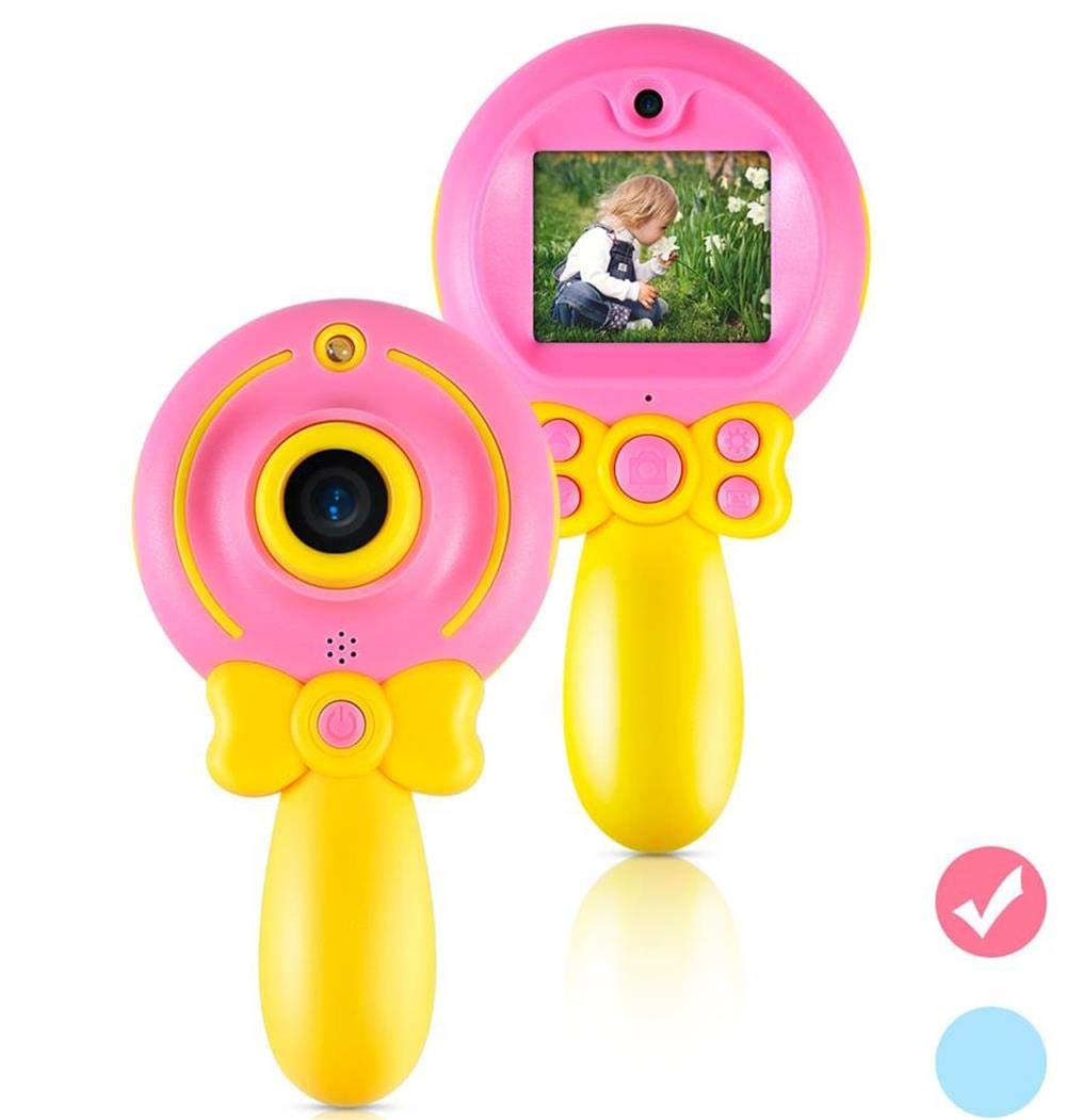 Camera for Kids Camera Toys for Girls Toys Camera for 3-8 Year Old Children's Self-timer HD Digital Video Camera 2-Inch Screen Camera Magic Wand Toy Camera MiniKids Girls Boys Birthday Gift Toys