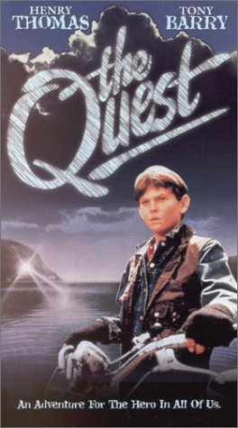 The Quest [VHS] (Stop And Shop Everett)