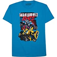 Transformers T shirt for Boys Awesome Bots
