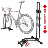 Image of BIKEHAND Bike Bicycle Floor Parking Rack Storage Stand