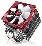 Raijintek Themis Evo 120MM Processor Cooler Metallic Red/White