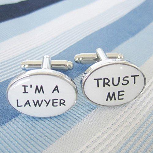 HHBuy Cufflinks For Men Or Women Designs Lawyer Cufflink 1 Pair Retail Promotion