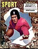 1947 Sport Magazine October No Label Harry Gilmer Alabama Crimson Tide 52525b29 -  headlinesports