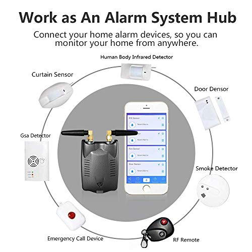 EACHEN RF Bridge WiFi-315/433 Wireless Smart Home Security