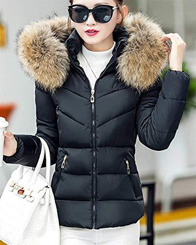 Hiver Hiver Hiver Warm Warm Warm Warm Doudoune Fourrure Coat Haute Fit Vêtements Outdoor 1zqCdxd