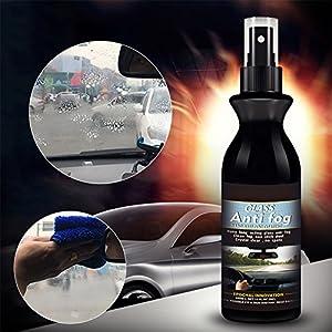Anti Fog Spray For Glasses, Molie Long Lasting Defogger For Glasses, Winter Car Rearview Mirror Window Defogger Interior Windshield Anti Fog Spray