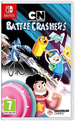 Avanquest Cartoon Network: Battles Crashers, Nintendo Switch ...