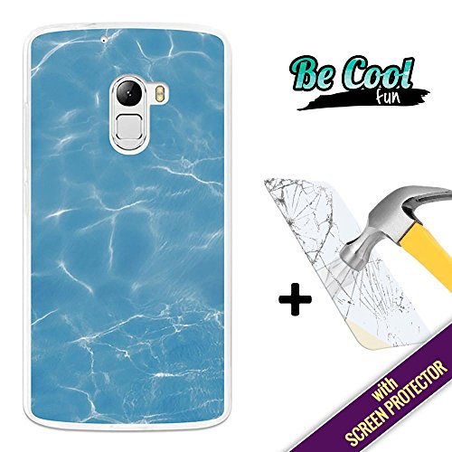 Tempered Glass For Lenovo K4 Note (Clear) - 8