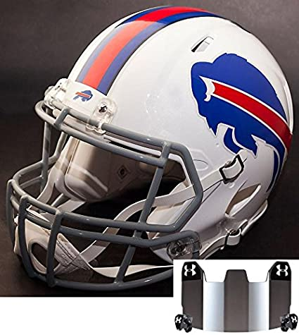 1ec6e788 Amazon.com : Riddell Speed Buffalo Bills NFL Replica Football Helmet ...