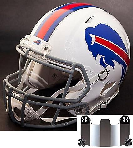 48c46cdb Amazon.com : Riddell Speed Buffalo Bills NFL Replica Football Helmet ...