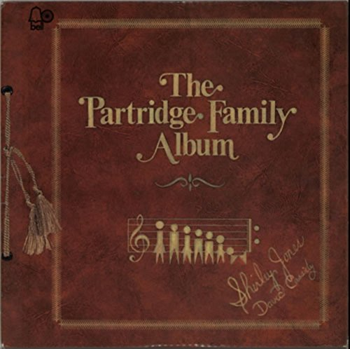 The Partridge Family Album - The Family Christmas Partridge