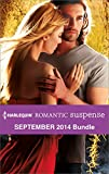 Harlequin Romantic Suspense September 2014 Bundle: Course of Action: The Rescue\Undercover in Copper Lake\One Secret Night\When No One Is Watching