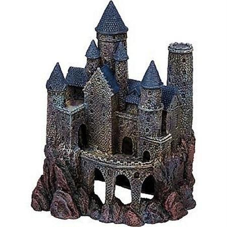 Magical Castle Large Ornament Age-Of-Magic