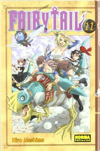 Descargar Libro Fairy Tail 11 Hiro Mashima