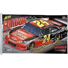 WinCraft NASCAR Jeff Gordon WCR68804015 2 Sided Flag, 3' x 5'