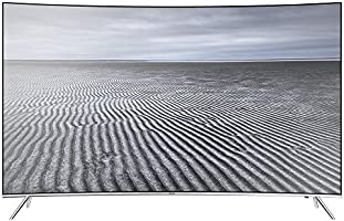 "Samsung UN55KS7500FXZX Smart TV Curvo 55"", 4K Ultra HD, color Plata"