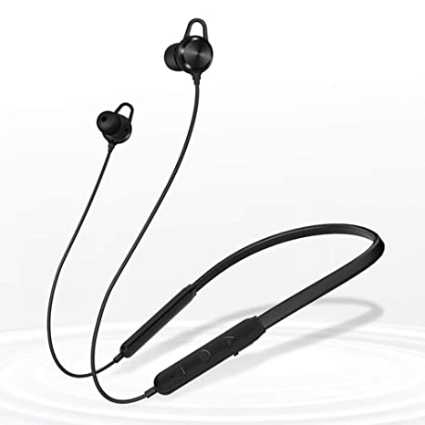 3b658f06948 Andplay Wireless Headphones Neckband Magnetic Bluetooth Earbuds Noise  Cancelling Earphones with Mic 10 Hrs Playtime Compatible