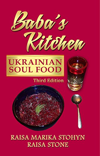 Baba's Kitchen: Ukrainian Soul Food for sale  Delivered anywhere in USA